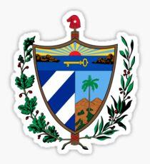 Armoiries de Cuba Sticker