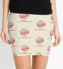 Big Kahuna Burger Mini Skirt