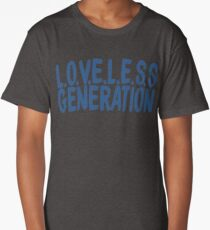 Loveless Generation Blue Long T-Shirt