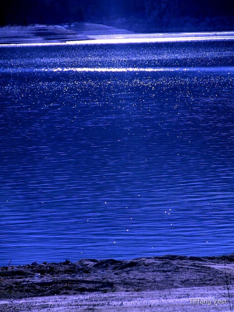 Blue Water by Tiffany Vest