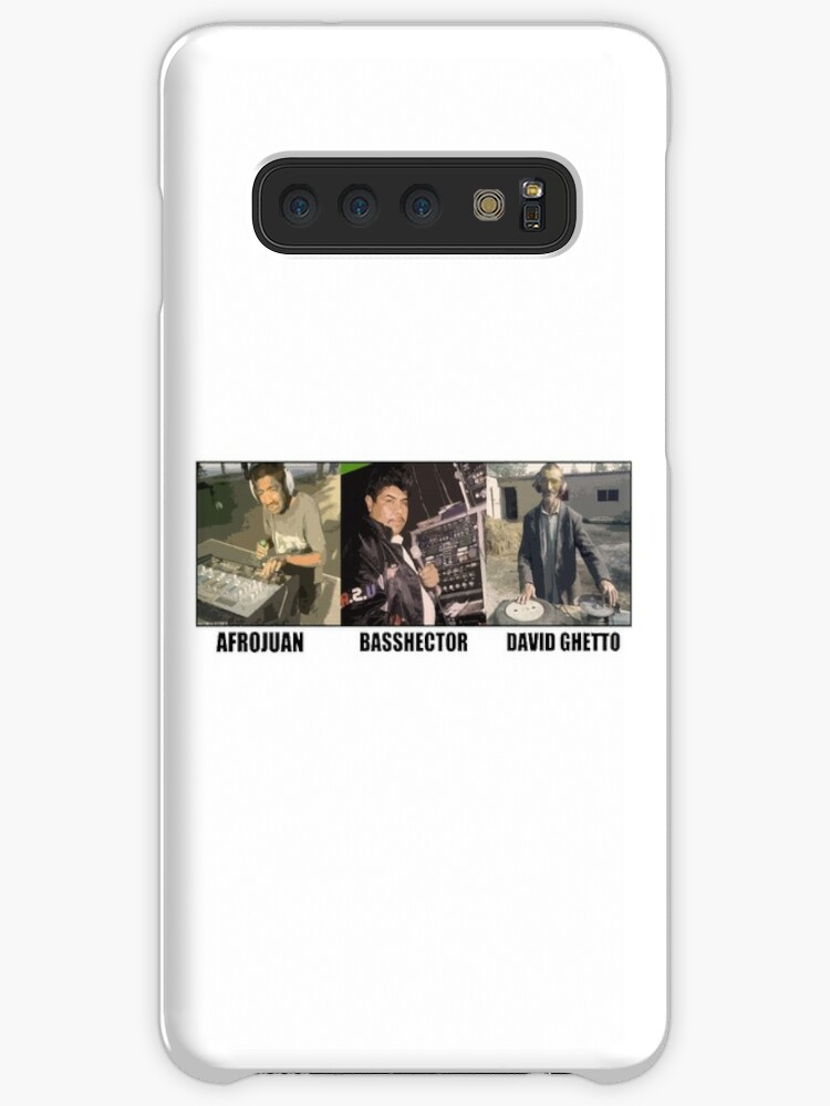 'Name A More Iconic Trio - Afrojack, David Guetta, Bassnectar' Case/Skin  for Samsung Galaxy by delarivadesigns