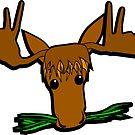 Dexter Skyhook Moose by DexterSkyhook