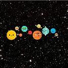 Cute Planets by Zozzy-zebra
