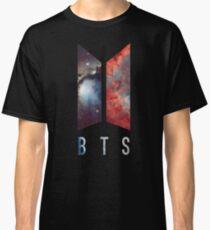 BTS nebula new logo Classic T-Shirt