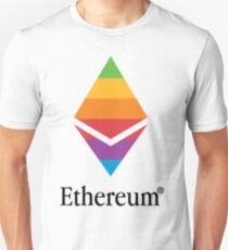 Ethereum X Apple 1977 - Cryptoboy Unisex T-Shirt