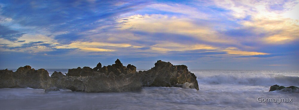 Ocean Reef Sundown2 by Gormaymax