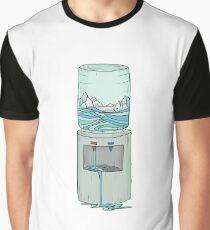 Glaciers Graphic T-Shirt