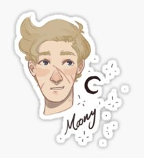 Moony Sticker
