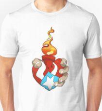 Flaming Heart 2 T-Shirt