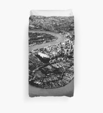 The Isle of Dogs Duvet Cover