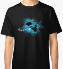 Robots in Space Classic T-Shirt
