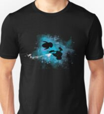 Robots in Space Slim Fit T-Shirt