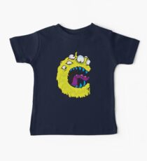 "My Little Monsters Letter ""C"" kids t-shirt Baby Tee"