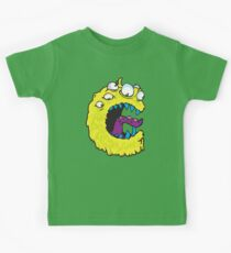 "My Little Monsters Letter ""C"" kids t-shirt Kids Clothes"