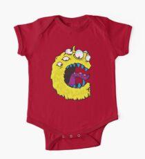 "My Little Monsters Letter ""C"" kids t-shirt Kids Clothes"