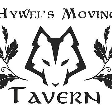 Hywel's Moving Tavern by FactoryRAT