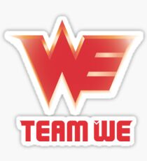 Team World Elite vectorized Sticker