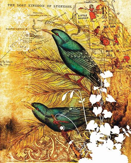 lost kingdom by Narelle Craven