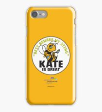 The Arkshakes Collection: Kate Button iPhone Case/Skin