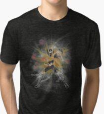 FIERY PHOENIX  Tri-blend T-Shirt