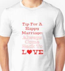 Marriage Wedding Anniversary Gift T-Shirt