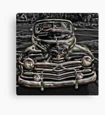 47 Plymouth Canvas Print