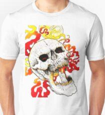 Skully Skull Unisex T-Shirt