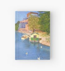 Spring, Stratford-Upon-Avon Hardcover Journal