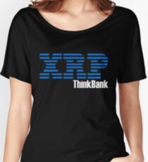 Ripple X IBM ThinkBank Alternate - Cryptoboy Women's Relaxed Fit T-Shirt
