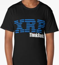 Ripple X IBM ThinkBank Alternate - Cryptoboy Long T-Shirt