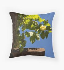 Harvest in the Sky Throw Pillow