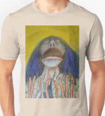 Portrait With Lizards  T-Shirt