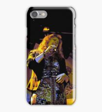 Janis Joplin Moment iPhone Case/Skin