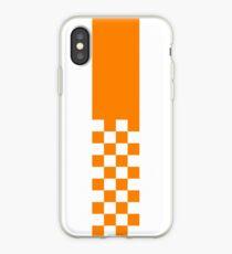 Tennessee Helmet Stripe iPhone Case