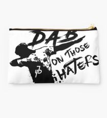 DAB ON THOSE HATERS Studio Pouch