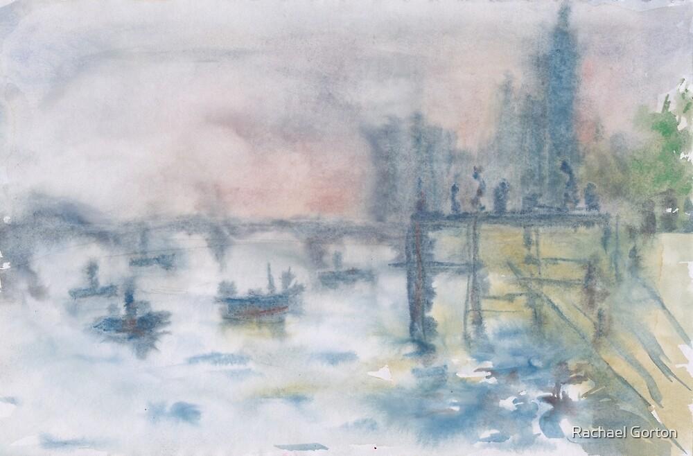 After Monet by Rachael Gorton