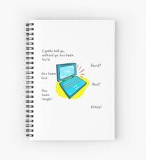 Dear Evan Hansen- Sincerely me Spiral Notebook