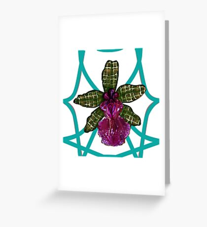Maia's Dreamweaver  Greeting Card