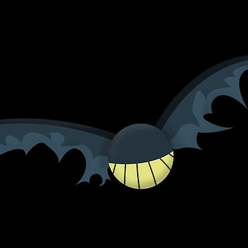 Spooky Bat Thing by snailParade