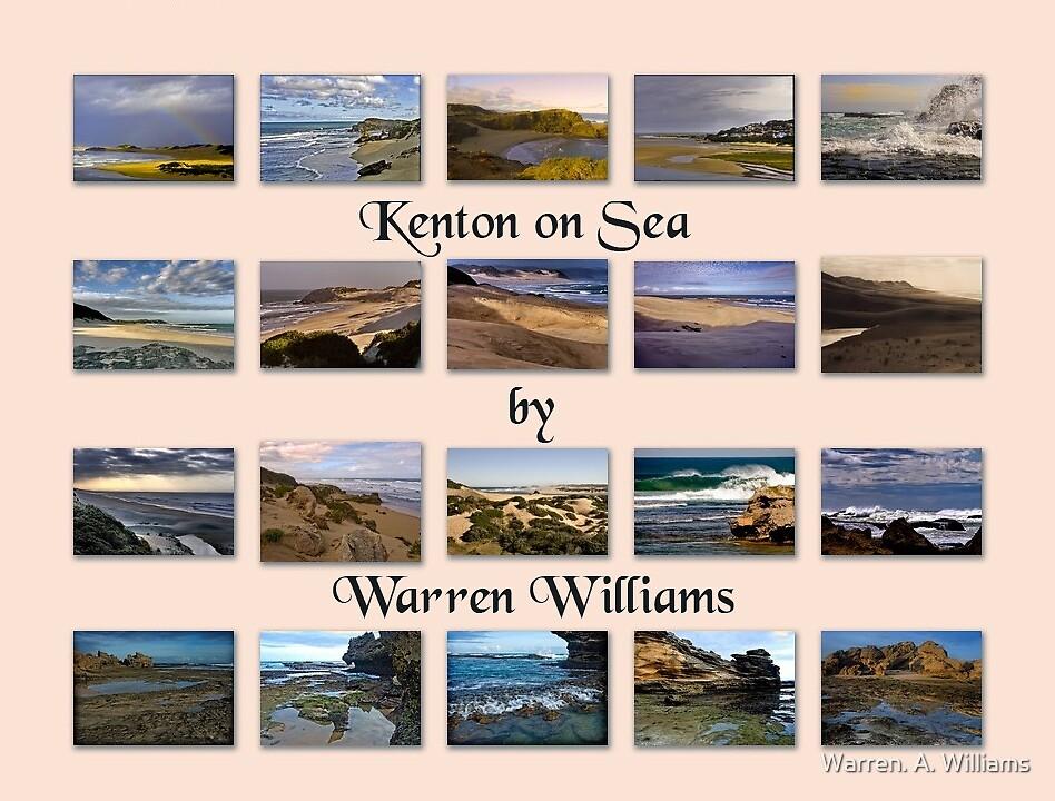 My Home Scenes by Warren. A. Williams