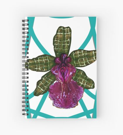 Maia's Dreamweaver  Spiral Notebook