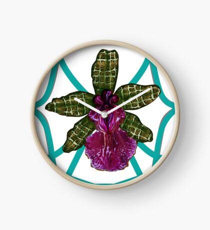 Maia's Dreamweaver  Clock