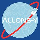 Allonsy by Katy Rochelle