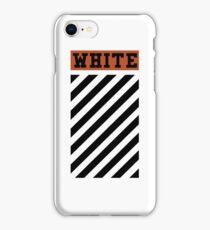 OW Minimal iPhone Case/Skin