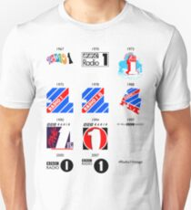 NDVH Radio 1 Vintage Unisex T-Shirt