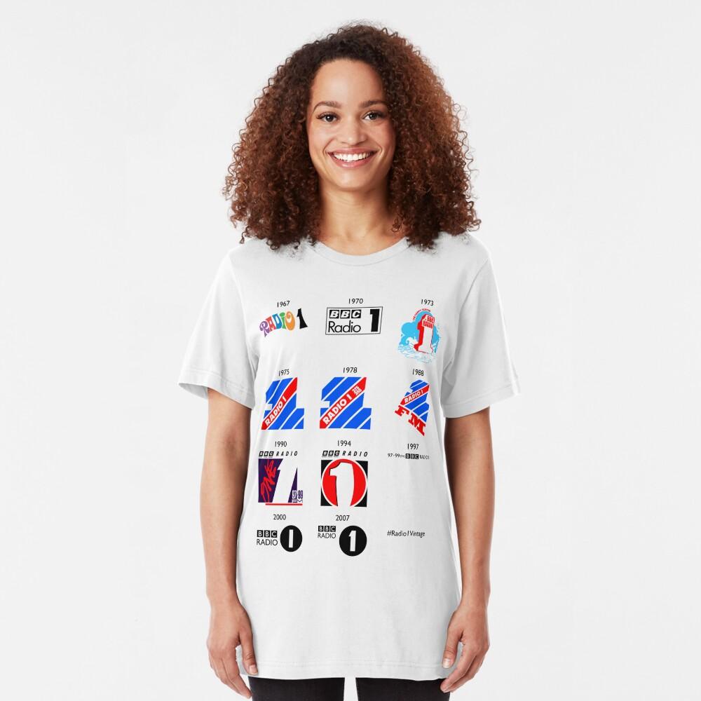 NDVH Radio 1 Vintage Slim Fit T-Shirt