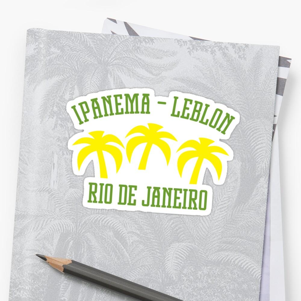 Ipanema Leblon Palms by riobrasil