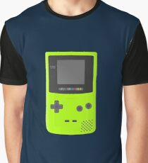 Kiwi GameBoy Color Graphic T-Shirt