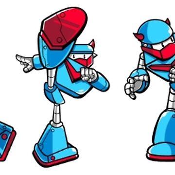 V-Bot Trio by shopkota