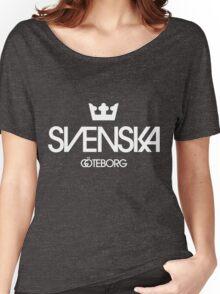 Svenska Göteborg Women's Relaxed Fit T-Shirt